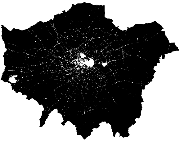 Mapping dirty London